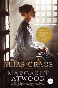 ALIAS GRACE margaret atwood