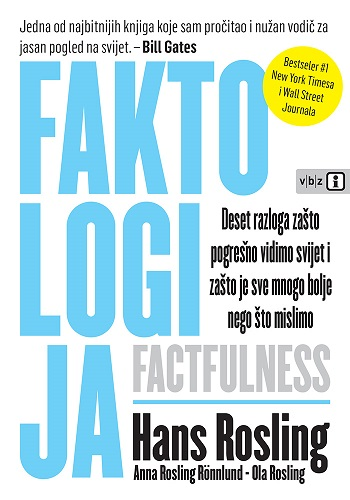 FAKTOLOGIJA (Factfulness)