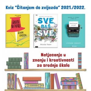 Nacionalni kviz za poticanje čitanja 2021