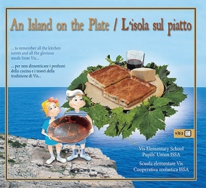 AN ISLAND ON THE PLATE / L'ISOLA SUL PIATTO